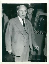 1945 Prime Minister of Canada, for UN Meeting Original News Service Photo