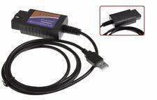 USB Connection OBD-II 2 ELM327 V1.5 Auto Car Diagnostic Scanner Tool For Car