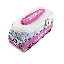 Camping-Car VW Officiel étanche Petites Dames Trousse De Toilette - Rose