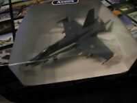 Reduced Franklin Mint / Armour F-18 CANADA Extremely Rare! 1/48 Scale, NIB