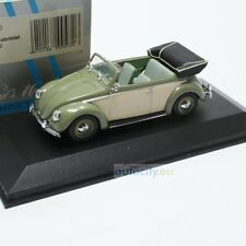 MINICHAMPS VW 1200 CABRIOLET 1951-1952 GREEN 430052030