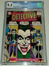 DETECTIVE COMICS #332 CGC 9.2 OFF WHITE TO WHITE PAGES DC COMICS JOKER 1964 (SA)