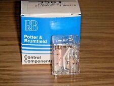 P&B Potter & Brumfield R10-E1W2-V700 General Purpose Relay w/ Form C Contacts