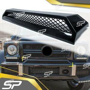 G63 AMG Front Grill Kühlergrill Unten Gitter für Mercedes Benz G Kl. W463 G65