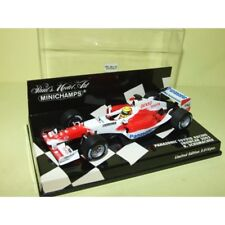 TOYOTA RACING SHOWCAR 2005 R. SCHUMACHER MINICHAMPS 1:43