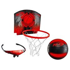 Brand New NERF FireVision Sports NERFOOP Day Or Night Basketball Hoop