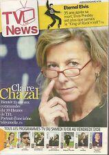 TV News N°23 claire chazal alison arngrim elvis presley