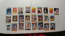 Don Mattingly - 25 different cards 1980's - 1990's oddball issues - Lot A