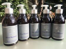 Royal Moroccan Silver Shampoo 300ml violet Anti Yellow coloured hair blonde grey