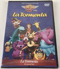 La Tormenta Noah's Arc El Arca De Noe Christian Spanish NEW DVD Free Shipping