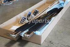 """1999-2013 FORD F250/350/450 SUPER DUTY CREW CAB 6"""" S/S OVAL SIDE STEP NERF BARS"""