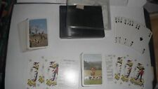 Bridge Playing Card Set with Hunting Scenes