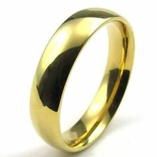 mens solid gold filled ring lot smooth womens wedding rings size 9