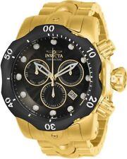 Invicta Men's Venom Swiss Quartz Chrono 1000m Gold Tone Watch 23892