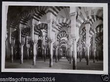 1453.-CORDOBA -35 Mezquita Catedral . Laberinto de columnas