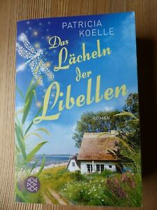 Patricia Koelle     Das Lächeln der Libellen        Ostsee Roman      TB