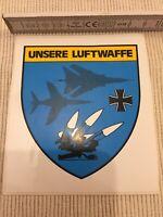 Aufkleber Unsere Luftwaffe
