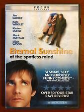 Eternal Sunshine of the Spotless Mind (Dvd, 2004, Widescreen) - G0202