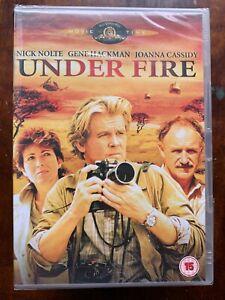 Under Fire DVD 1983 Nicaragua Sandista War Drama Movie w Nick Nolte BNIB