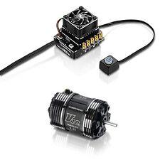 Hobbywing Xerun Combo Xr10 Pro G2 Esc + V10 G3 7.5T Motor (HW38020283) (SCH)
