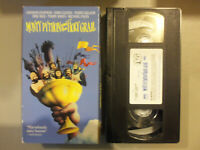 Vintage Monty Python and the Holy Grail VHS Video Movie British Comedy J Cleese
