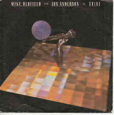 """MIKE OLDFIELD WITH JON ANDERSON """"SHINE - THE PATH"""" SPANISH 7 """"VINYL / YES"""