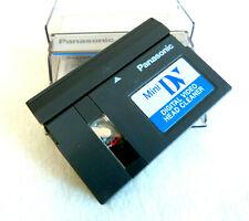 Panasonic Mini DV Reinigungskassette, Camcorder Reinigungscassette, Head Cleaner