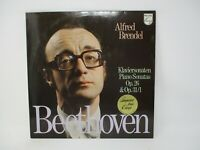Beethoven Piano Sonatas OP. 26 & 31/1 Brendel LP Philips 1978