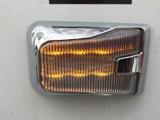 VOLVO VN VNL VNM TRUCK CLEAR LED SIDE INDICATOR LAMP, P# 20895320