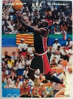 1996 Upper Deck Olympicard Michael Jordan #11 Team USA (Olympics) Olympic Card