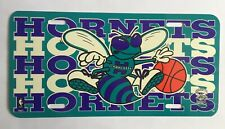 More details for vintage charlotte hornets number plate nba basketball