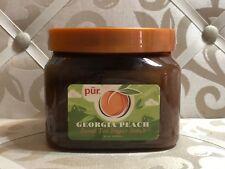 PUR MINERALS ~ GEORGIA PEACH SWEET TEA SUGAR SCRUB ~ 18 OZ BOXLESS