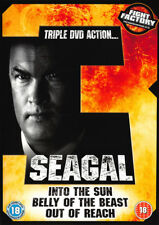 Belly Of The Beast / Into The Sun / Out Of Reach DVD | 3 Disc Boxset