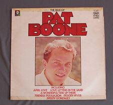 """Vinilo LP 12"""" 33 rpm THE BEST OF PAT BOONE"""