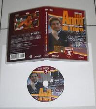 Dvd UN ANNO DI TORO 2005/2006 Torino Calcio Tuttosport Football OTTIMO
