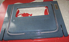 "GE / Hotpoint / Kenmore 24"" WALL OVEN INNER DOOR ASSEMBLY + MORE SEE PICS - EUC"