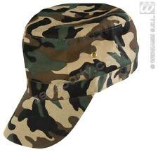 WIDMANN berretto VASCO ROSSI Cappello ARMY caps MILITARE cappellino MIMETICO