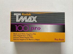 4 Rolls x Kodak Pro T-Max 100 B&W Negative Camera 120 Print Film Expired