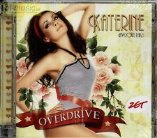 = KATERINE Avgoustakis - OVERDRIVE / sealed EURODANCE CD [polish edition]