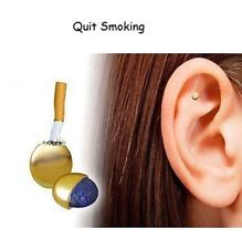 New-Quit Smoking Ear Magnet Cigarette Magnetic ear Acupressure Zero Stop-Smoking