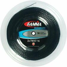 Gamma Zo Twist 16 Tennis String Reel (Black)