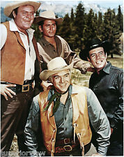Bonanza Cast In Color Hoss Adam Little Joe Bonanza TV Show The Cartwrights LOOK
