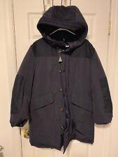Mens Moncler Weber Giubbotto Reversible Parka Coat Size 3 (Large) New Authentic