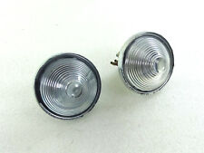 COMBINATION PARKING/TURN SIGNAL CLEAR LIGHT WILLYS JEEP CJ-3B CJ3 CJ5 CJ6 NEW