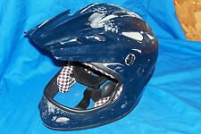 Bell X Games ESPN Motorcycle Helmet Motocross Full Face Racing BMX Small Medium