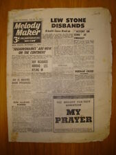 MELODY MAKER 1944 #593 JAZZ SWING LEW STONE SQUADRONAIR