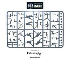 28MM GERMAN FALLSCHIRMJAGER SPRUE - WARLORD GAMES - BOLT ACTION