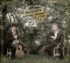 Buddy Miller and Jim Lauderdale : Buddy and Jim CD (2012) ***NEW***