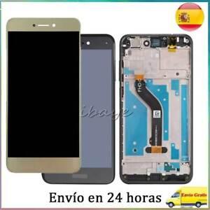 Pantalla Completa Huawei P8 Lite 2017 PRA-LX1 Tactil +Lcd Con Marco Negro Blanco