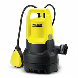 Karcher SP 3 Submersible Dirty Water Pump 7000L Per Hour 16455120